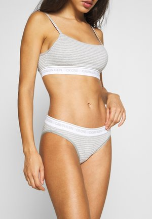 PRIDE CAPSULE BIKINI - Briefs - medium grey heather