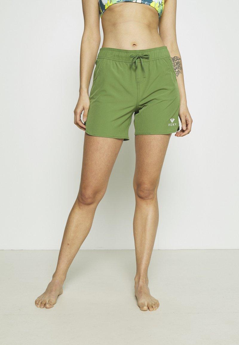 Roxy - Swimming shorts - vineyard green