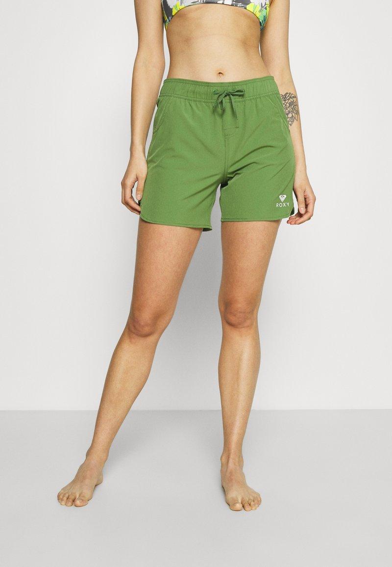 Roxy - Shorts da mare - vineyard green