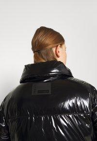 HUGO - FARY - Winter jacket - black - 5