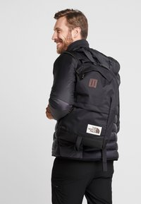 The North Face - DAYPACK - Rucksack - black heather - 1