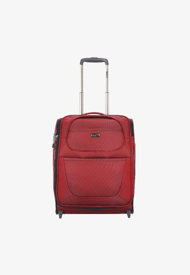 Luggage - ruby red