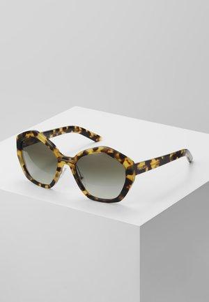 Sunglasses - medium havana