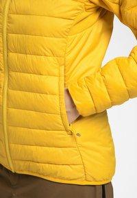 Haglöfs - Winter jacket - pumpkin yellow - 3