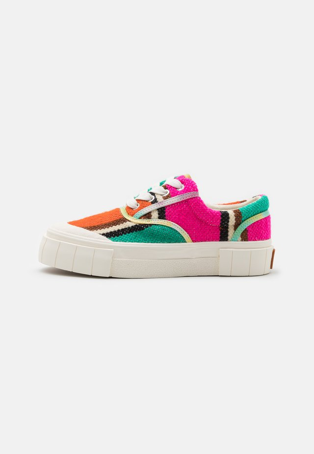 OPAL MOROCCAN UNISEX - Sneakers basse - pink