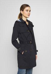 Esprit - CLASSIC - Trenchcoat - black - 4