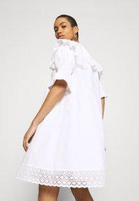 Résumé - DREW DRESS - Day dress - white - 4