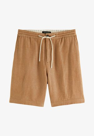 FAVE BEACH  - Shorts - tabacco