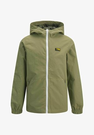 Light jacket - oil green