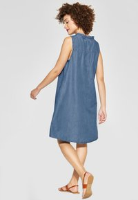Street One - Denim dress - blue - 2