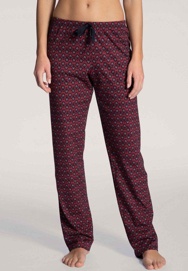 Pyjama bottoms - dahlia pink