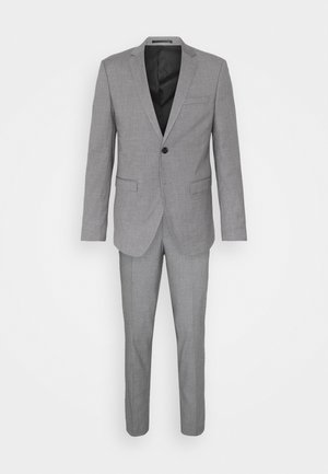 JPRBLAFRANCO SUIT  - Oblek - light grey melange