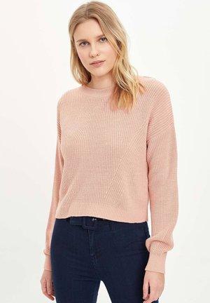 JUMPER - Pullover - pink