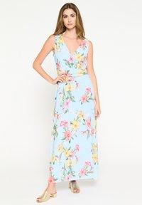 LolaLiza - Maxi dress - light blue - 0
