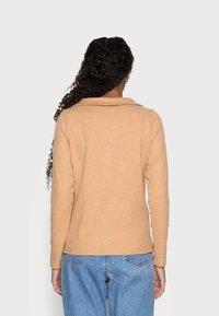 Fashion Union Petite - FENNEL CARDI - Cardigan - beige - 2