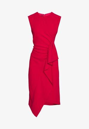 GRAFFE ABITO - Pouzdrové šaty - red