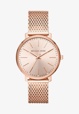 PYPER - Watch - rosegold-coloured