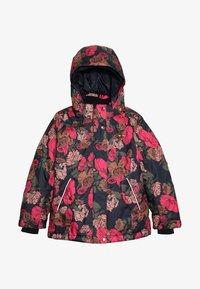 Hummel - HMLROSE SKIJACKET - Winter jacket - multi colour pink - 4