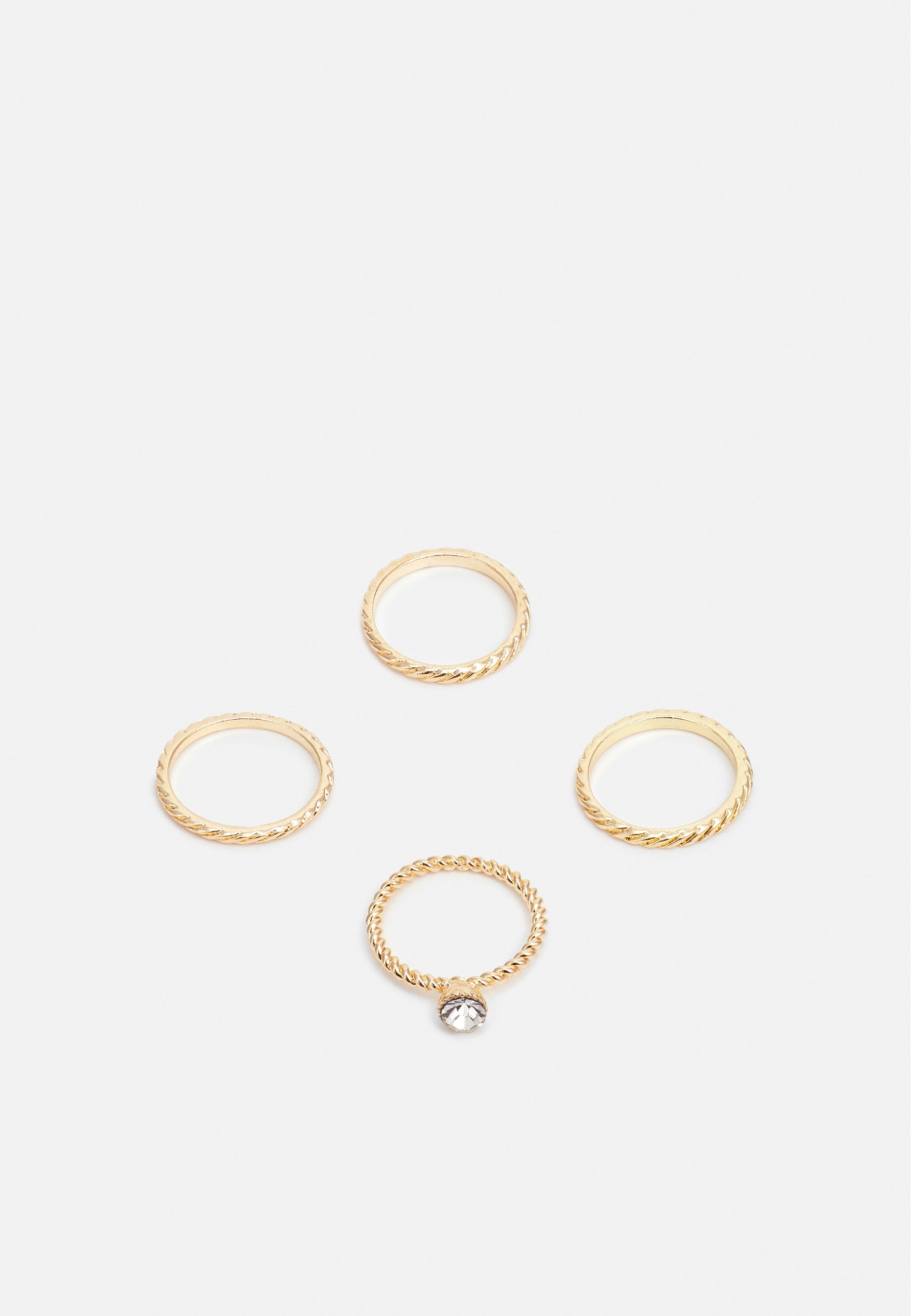 Donna ONLANNE RINGS 4 PACK - Anello