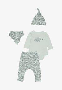 Cotton On - GIFT BABY MOMOUTH SET - Foulard - mint - 5