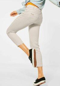 Street One - Trousers - beige - 2