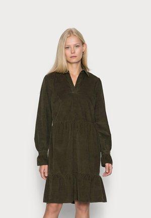 DRESS SHORT - Vestito estivo - autumn forest