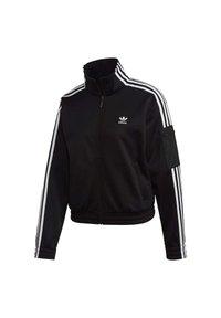 adidas Originals - TRACK TOP - Trainingsjacke - black - 9