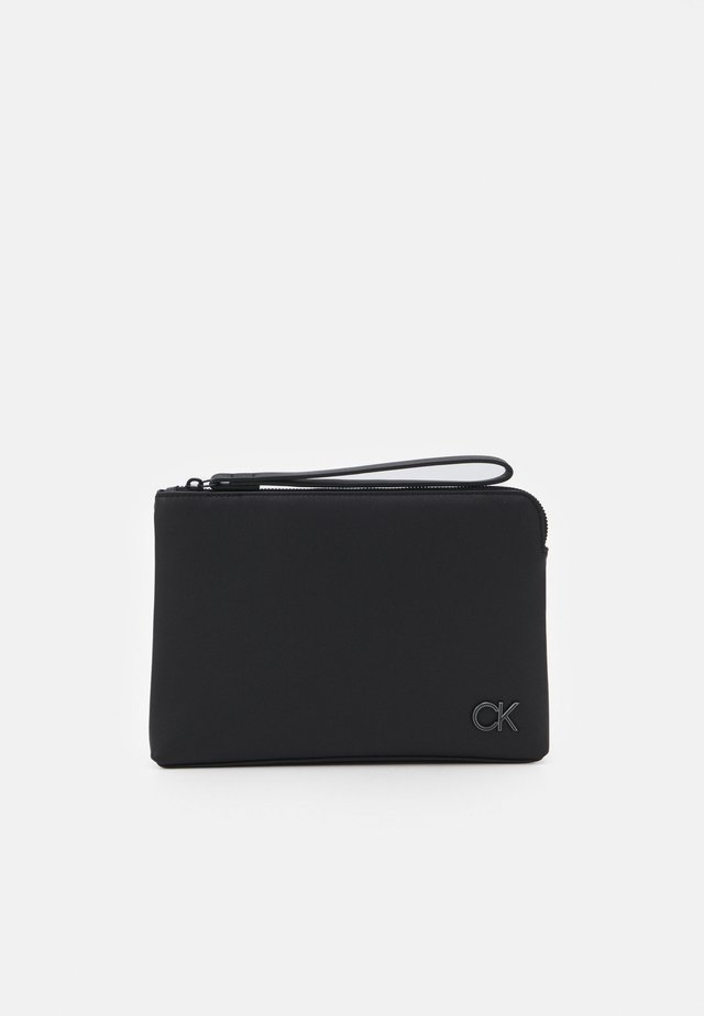 POUCH UNISEX - Sac à main - black