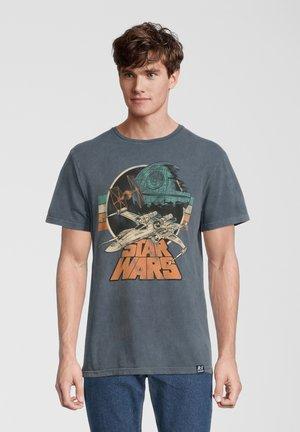 STAR WARS EMPIRE  - T-shirt print - grau