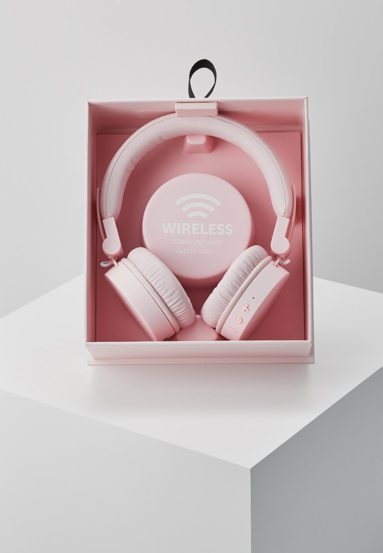 Fresh 'n Rebel CAPS WIRELESS HEADPHONES - Casque - cupcake