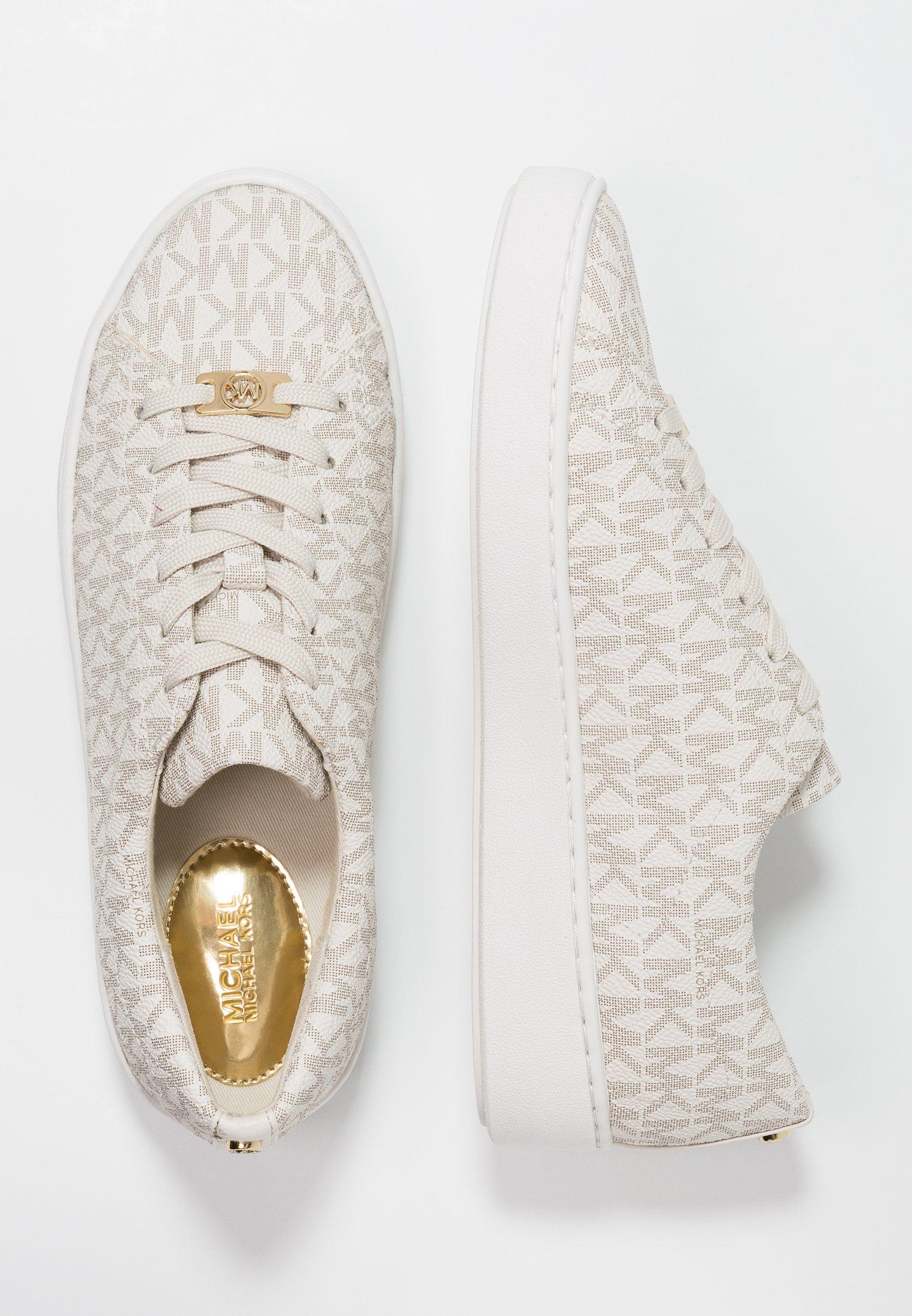 KEATON LACE UP Sneakers vanilla