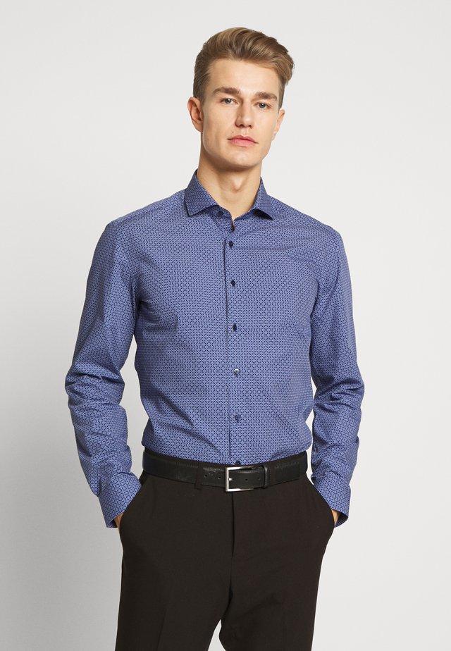 SLIM FIT HAI-KRAGEN - Formální košile - navy