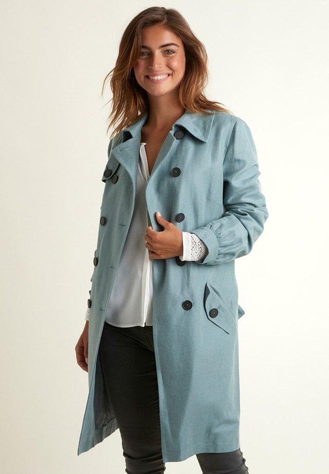 Trenchcoat - bleu clair