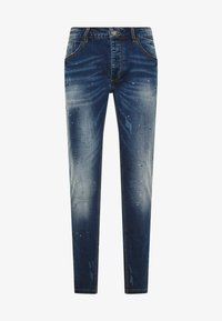Kings Will Dream - ROMMIE - Slim fit jeans - indigo wash - 3