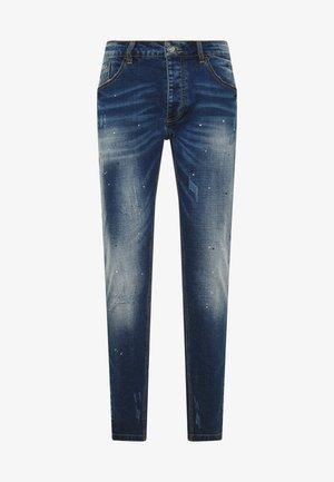 ROMMIE - Jeans Slim Fit - indigo wash