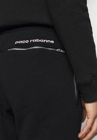 Paco Rabanne - PANTALON - Kalhoty - black/pink - 3