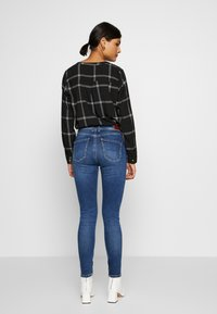 Pepe Jeans - Jeansy Skinny Fit - dark-blue denim - 2