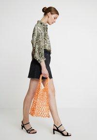 Monki - NICOLE BAG UNIQUE - Shopping bag - orange - 1