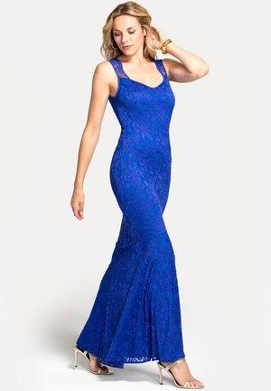 Maxi-jurk - royal blue