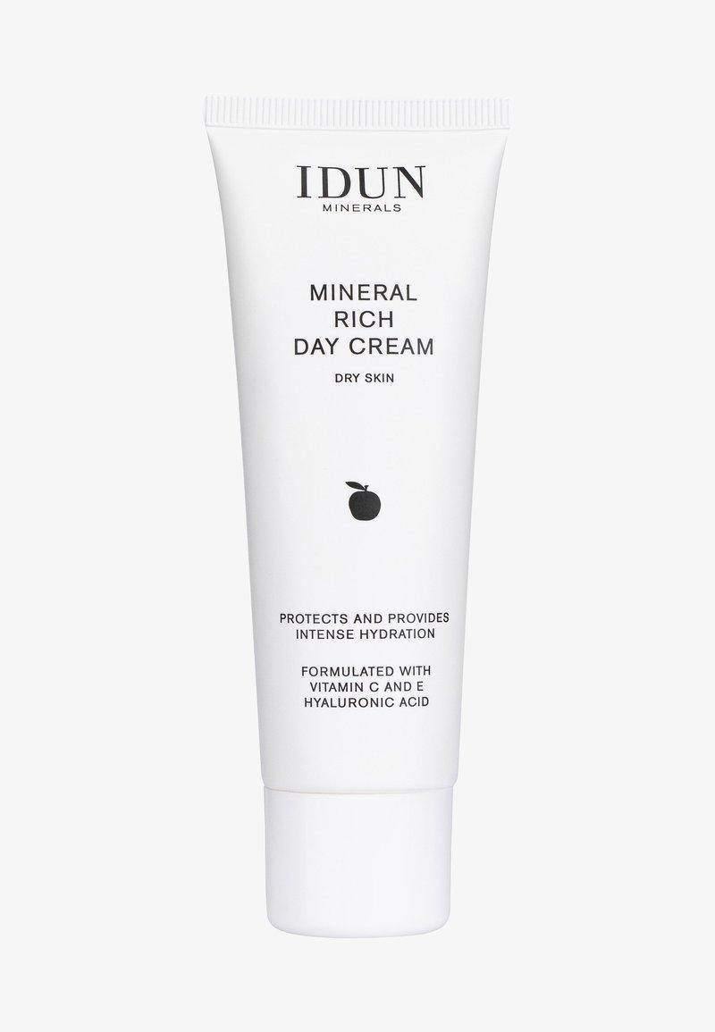 IDUN Minerals - SKINCARE DAY CREAM DRY SKIN - Face cream - -