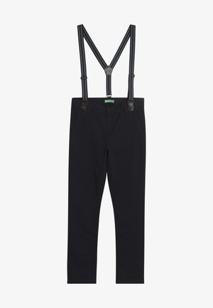 LONG TROUSERS - Trousers - grey