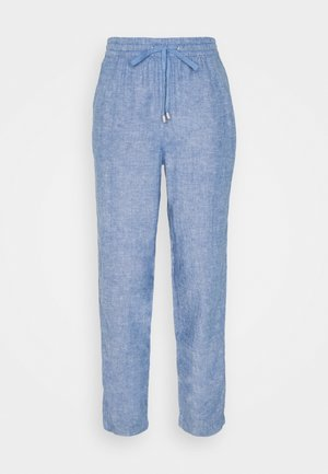CHAMB - Trousers - blue