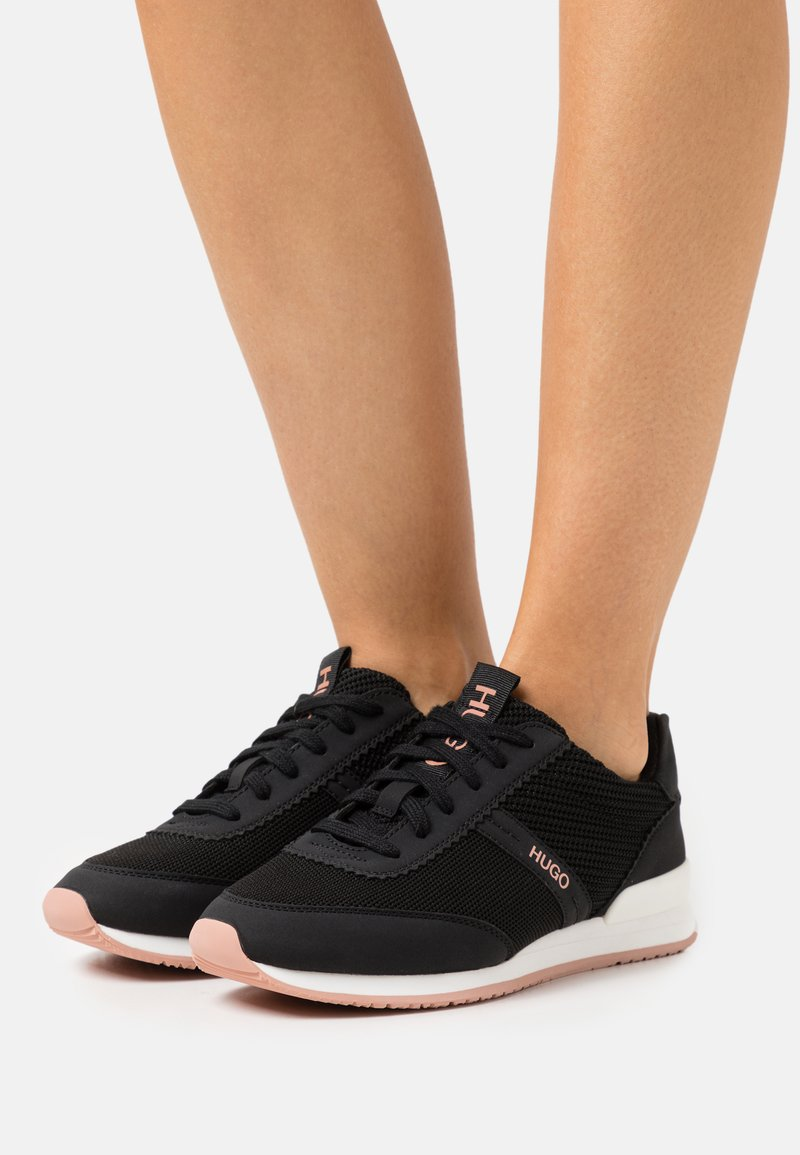 HUGO - ADRIENNE - Trainers - black