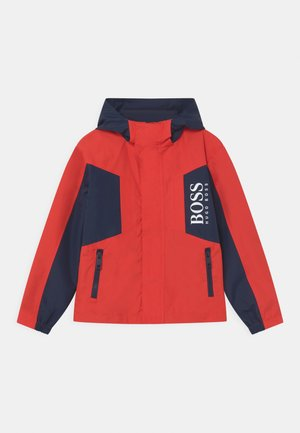 WINDBREAKER - Light jacket - bright red