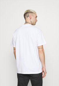 Carhartt WIP - NOTHING - Printtipaita - white - 2