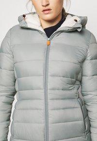 Save the duck - GIGAY - Winter coat - shark grey - 6