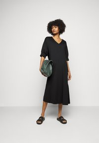 RIANI - Jersey dress - black - 1