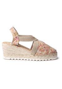 Toni Pons - TERRA - Wedge sandals - multi - 2