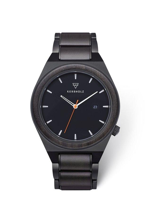 ARMBANDUHR PAUL - Watch - schwarz