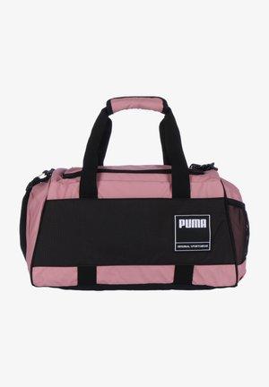 Sports bag - foxglove/puma black